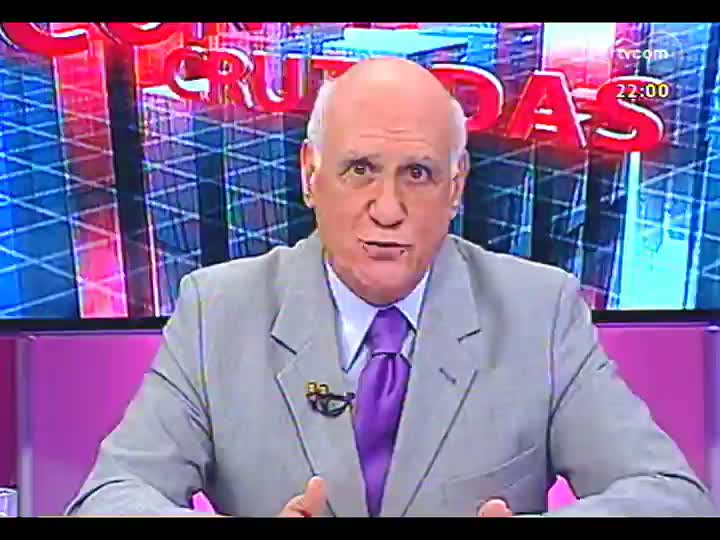 Conversas Cruzadas - Balanço do governo Dilma - Bloco 1 - 21/12/2012