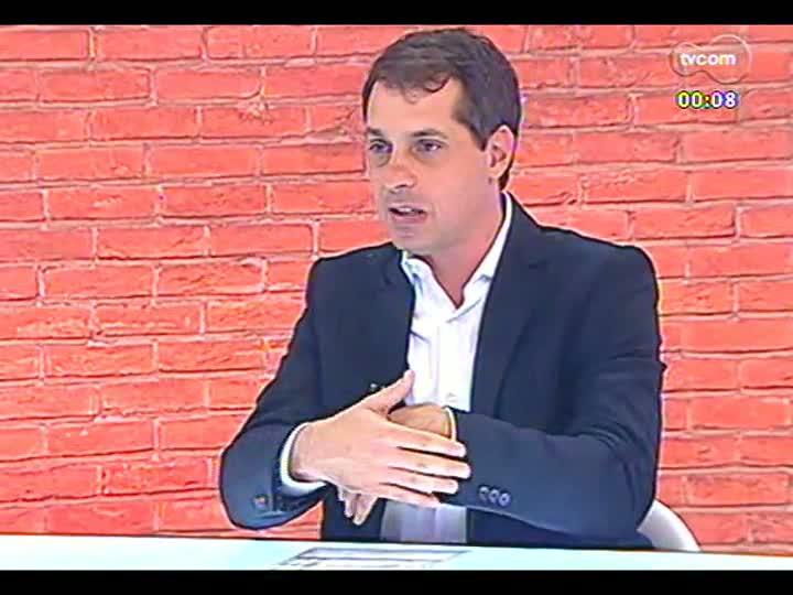 Mãos e Mentes - José Paulo da Rosa, diretor regional do Senac-RS - Bloco 4