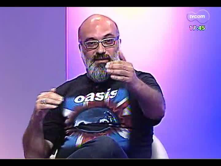 Programa do Roger - Roger Lerina entrevista Cris Pereira