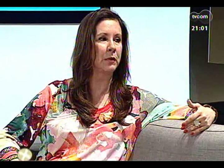 TVCOM Tudo Mais - Nova colunista: Eleone Prestes, editora do Casa & Cia