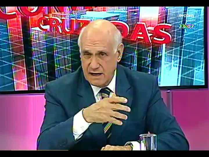 Conversas Cruzadas - Renovação dos contratos das concessionárias de pedágios: expectativa de serviço mais qualificado - Bloco 4 - 22/01/2013