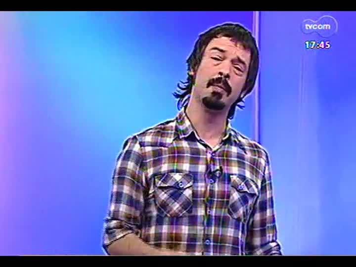 Programa do Roger - Confira a participação da banda Tópaz - bloco 1 - 04/02/2013
