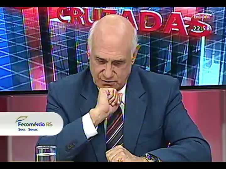 Conversas Cruzadas - Programa discute as relações entre ditaduras na América Latina e a Igreja Católica - Bloco 3 - 14/03/2013
