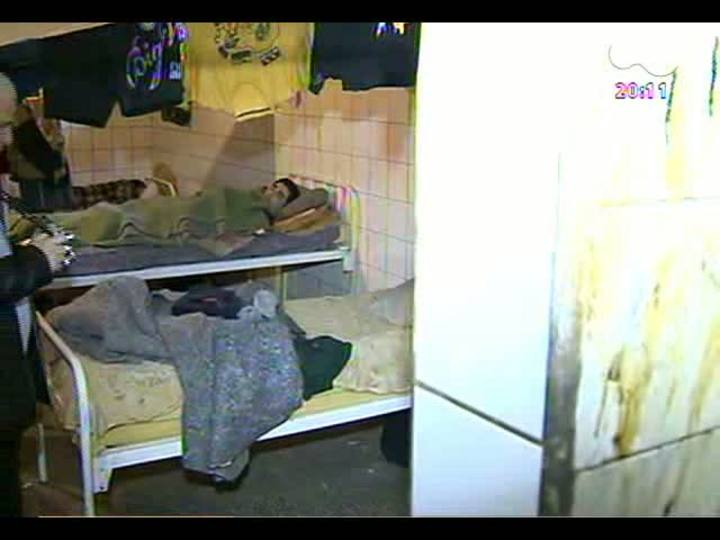 TVCOM 20 Horas - Confira as condições do Instituto Psiquiátrico Forense - Bloco 2 - 05/06/2013