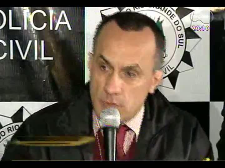 TVCOM 20 Horas - Informações sobre a investigação de possível fraude em concurso público - Bloco 2 - 04/07/2013