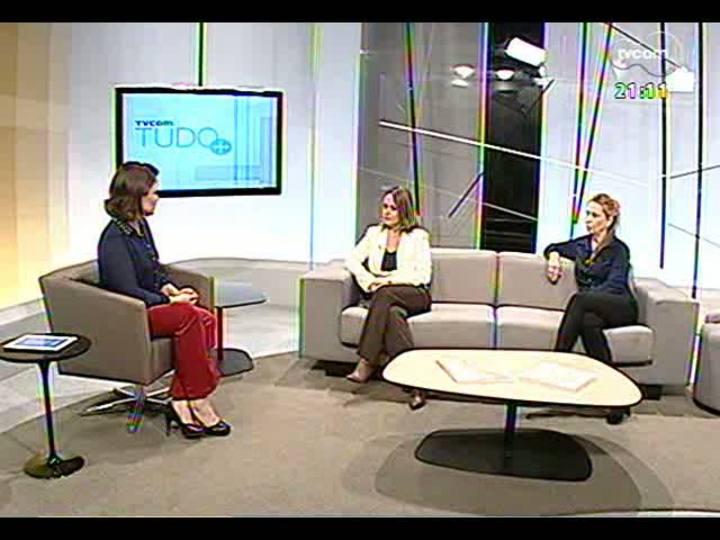 TVCOM Tudo Mais - Bate-papo sobre a inclusão de funcionários com limitações em empresas brasileiras