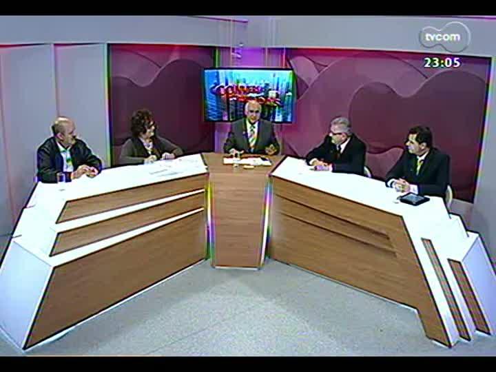 Conversas Cruzadas - Debate sobre a falta de mão de obra qualificada - Bloco 4 - 08/08/2013