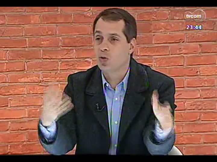 Mãos e Mentes - Neuropediatra Rudimar Riesgo - Bloco 2 - 09/08/2013