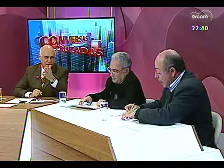 Conversas Cruzadas - Debate sobre a dívida do governo do RS: motivos, gravidade e possíveis soluções - Bloco 2 - 12/08/2013