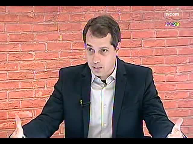 Mãos e Mentes - Diretor-geral da Secretaria de Agricultura do Estado, Valdir Zonin - Bloco 3 - 17/09/2013
