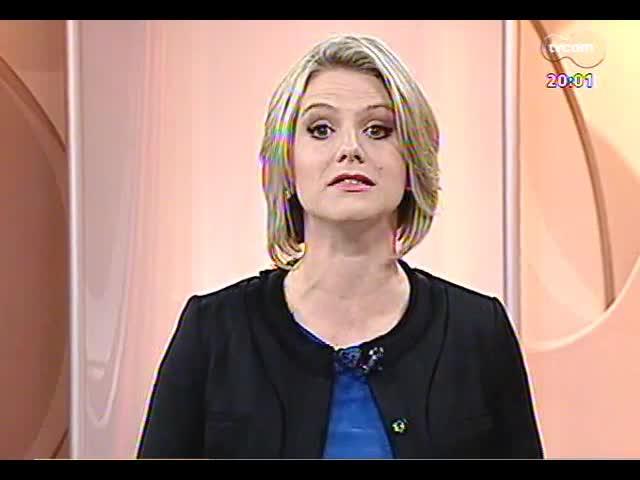 TVCOM 20 Horas - Polícia investiga caso de bebê que morreu por receber leite na veia por engano - Bloco 1 - 29/10/2013