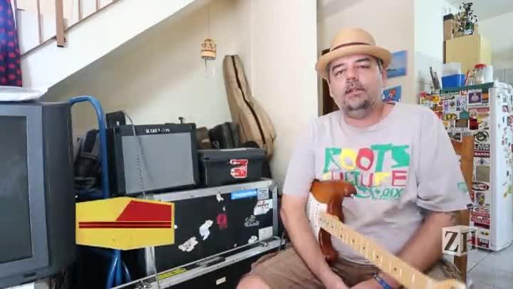 Ao Pé da Letra - Tonho Crocco explica Dívida, da Ultramen