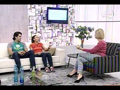 TVCOM Tudo+ - Treino e rotina dos ultramaratonistas - 18/11/13