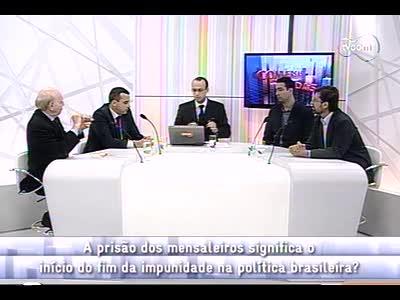 Conversas Cruzadas - 3o bloco - 20/11/2013