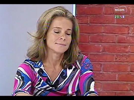 Mãos e Mentes - Economista e empresária Tânia Caleffi - Bloco 3 - 06/01/2014