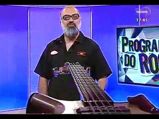 Programa do Roger - Dia Mundial do Compositor com a presença de Adriano Trindade - Bloco 1 - 15/01/2014