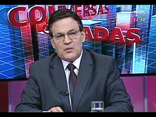 Conversas Cruzadas - Debate sobre a renegociação da dívida dos estados - Bloco 2 - 14/02/2014
