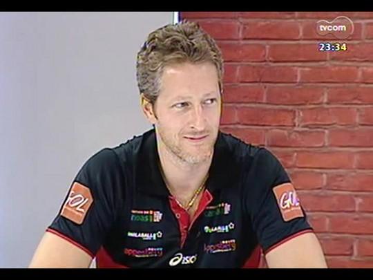 Mãos e Mentes - Jogador de vôlei Gustavo Endres - Bloco 2 - 05/03/2014