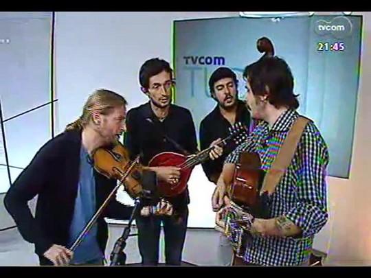 TVCOM Tudo Mais - Lucio Brancato fala sobre música de rua
