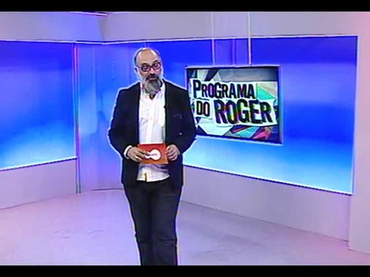 Programa do Roger - Lojinha do Roger + Cantora e Violoncelista Dom La Nena - Bloco 3 - 19/03/2014
