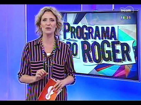"""Programa do Roger - Espetáculo \""""CUCO A Linguagem dos Bebês\"""" + Músicos Chico Chagas, Luciano Maia e Renzo Ruggieri - Bloco 4 - 25/03/2014"""