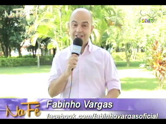 Na Fé - Clipes de música gospel e bate-papo com Everaldo Pereira - 06/04/2014 - bloco 3