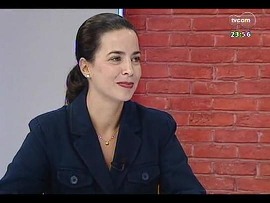 Mãos e Mentes - Diretora da Estrela Franquias e empresária Fabiana Estrela - Bloco 4 - 28/04/2014