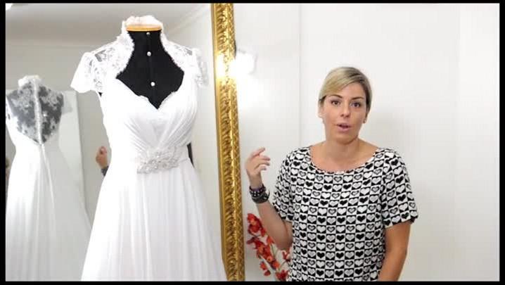 Dicas para um vestido de casamento ideal