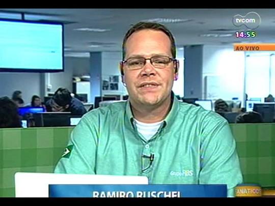 Fanáticos TVCOM - Pós-jogo Nigéria X Argentina - 25/06/2014