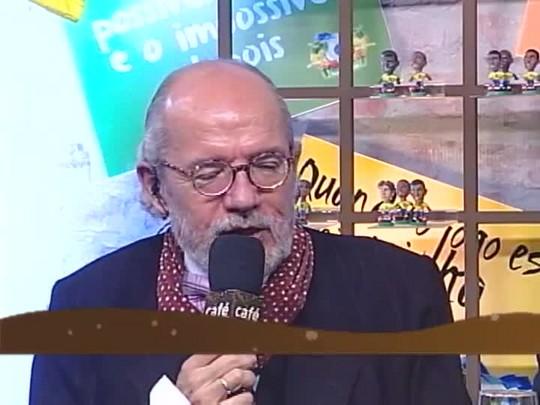 Café TVCOM - Conversa sobre o final da Copa do mundo, diretamente do Bar dos Fanáticos - Bloco 2 - 13/07/2014