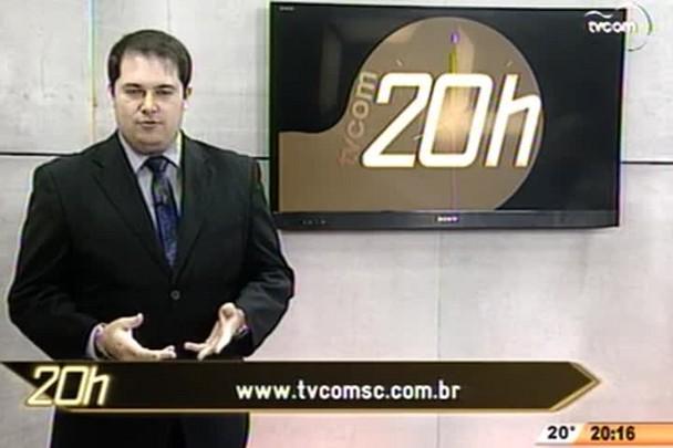 TVCOM 20 Horas - PM ocupa comunidade para coibir tráfico - 2º Bloco - 23/07/14