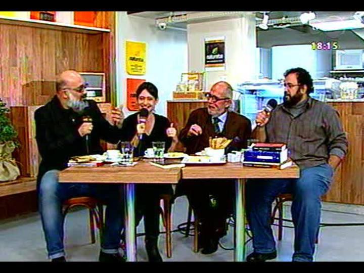 Café TVCOM - Conversa sobre comida, diretamente do Natureba - Bloco 2 - 26/07/2014