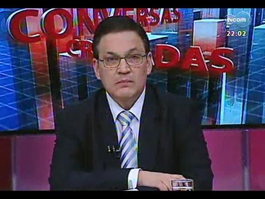 Conversas Cruzadas - Crise Argentina: A possibilidade de calote e reflexos no Mercosul - Bloco 1 - 29/07/2014