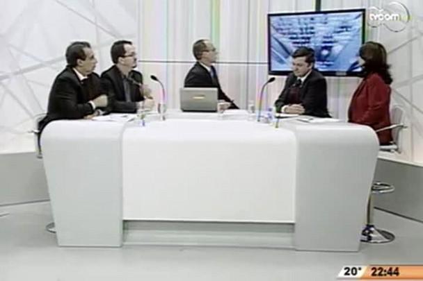 Conversas Cruzadas - Lei anticorrupção completa seis meses - 3º Bloco - 31/07/14