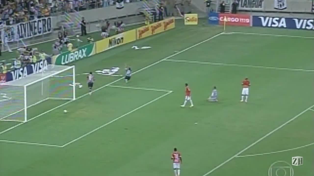 Gols da partida: Ceará 3 x 1 Inter