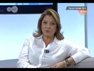 TVCOM Tudo Mais - Airton Ortiz fala sobre ser patronável para Feira do Livro de POA
