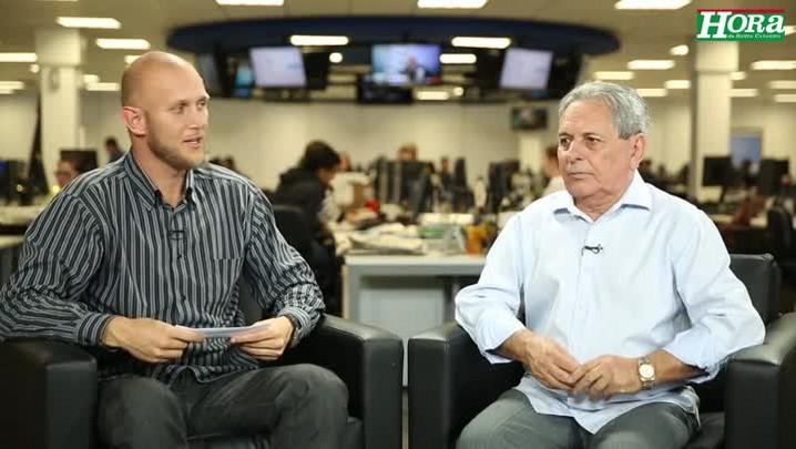 Miguel Livramento relembra sua entrevista com Pelé e confirma favoritismo do Santos em cima do Figueirense