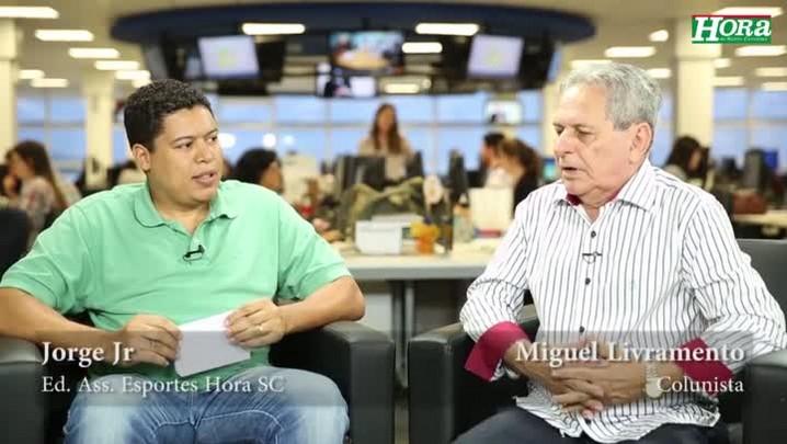 Miguel Livramento conta como eram os tempos da várzea do futebol em Florianópolis