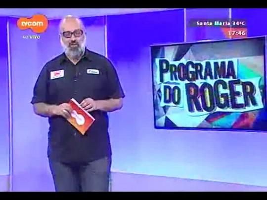 Programa do Roger - Alexandre Móica, músico - Bloco 1 - 27/10/2014