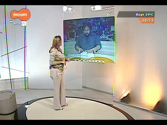 TVCOM Tudo Mais - Carlos André Moreira dá as dicas de literatura da semana - 19/11/2014