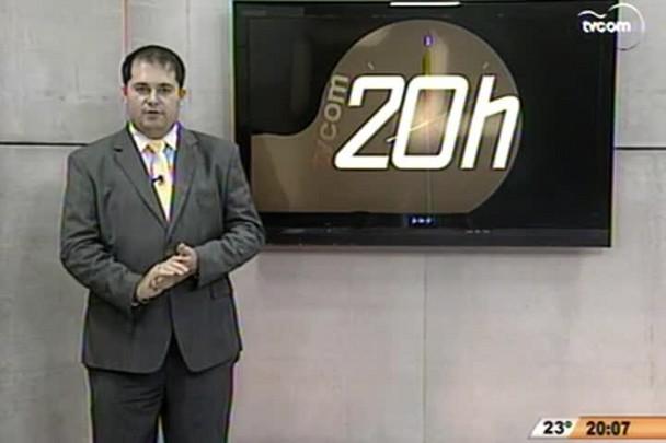 TVCOM 20h - Câmara de Vereadores elege novo presidente - 19.11.14