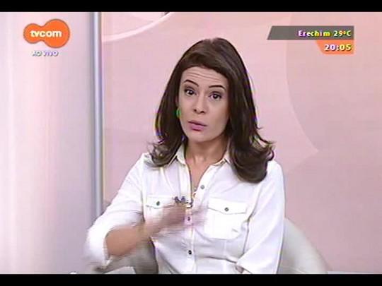 TVCOM 20 Horas - Secretário de Habitação e Saneamento Marcel Frison fala sobre protesto dos sem-teto - 08/12/2014