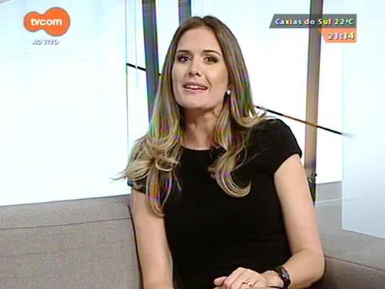 TVCOM Tudo Mais - Coach dá dicas para ajudar a cumprir metas de final de ano