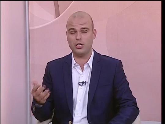 TVCOM 20 Horas - Entrevista com o Secretário da Fazenda Giovani Feltes - 20/01/15