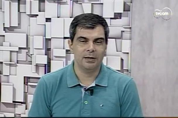 TVCOM Esportes - Juninho só poderá voltar a campo dentro de seis meses, diz médico do Figueira Sérgio Parucker - 27.1.15