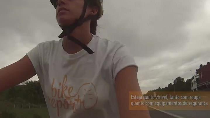 Bike Reporter: De Itapema a Tijucas, pela BR-101