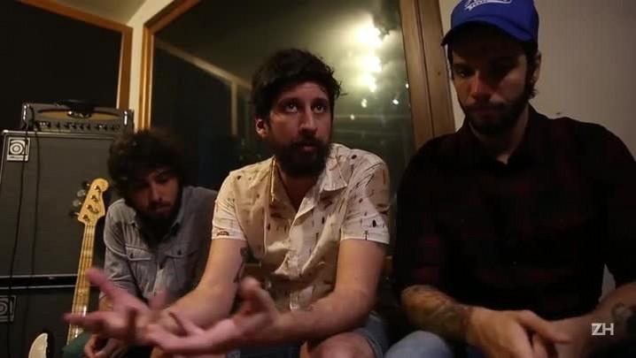 Banda Tópaz fala sobre o novo disco