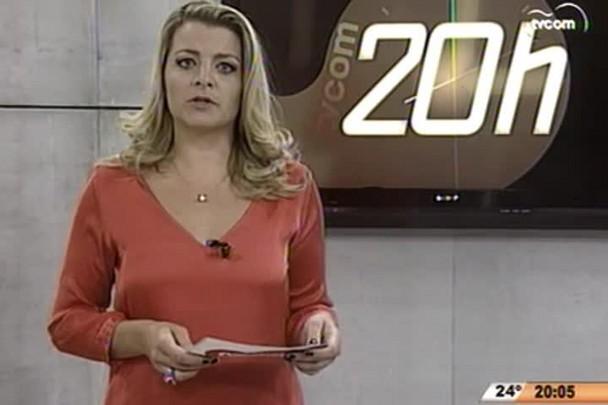 TVCOM 20 Horas - Fechamento da unidade operacional da Petrobrás em Itajaí causará impacto na região - 27.04.15