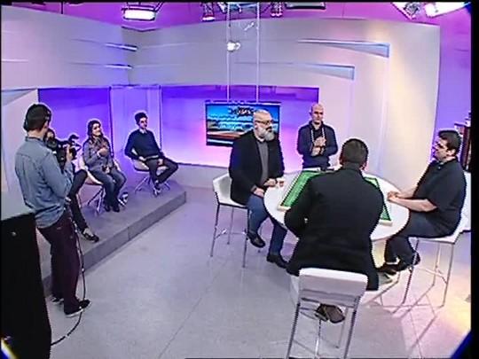 Super TVCOM Esportes - Os esquemas táticos da dupla grenal - 19/06/15