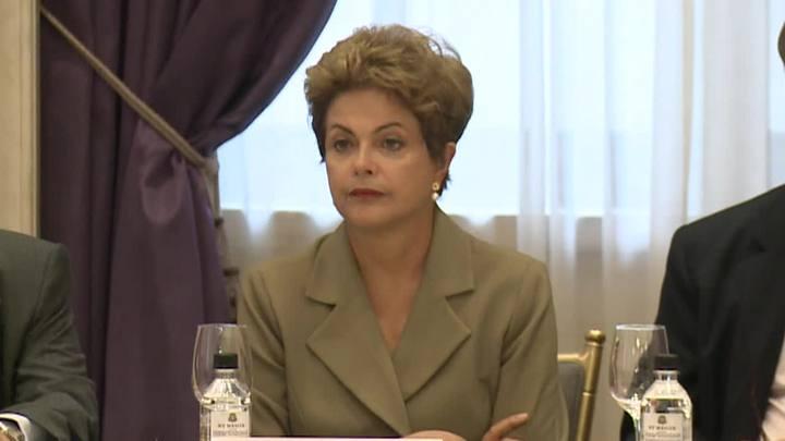 Dilma Rousseff se reúne com investidores em Nova York